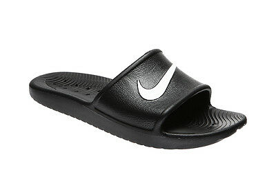 3233108ad MEN S NIKE KAWA Shower Slide Sport Sandal Black 832528 001 -  26.95 ...