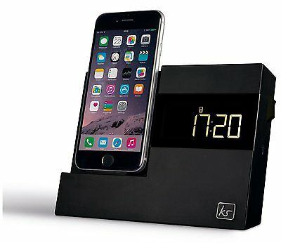 KitSound Speaker Charging Docking Station for Iphone 7 Plus 7 6s 6 Plus 6 6s