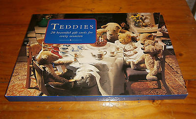 Teddies 20 Beautiful Gift Cards For Every Occasion Antique Teddy Bears