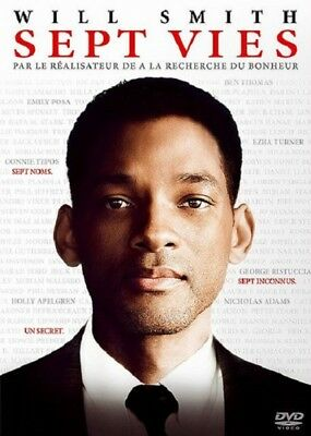 Sept vies (Will Smith) / DVD NEUF SOUS BLISTER