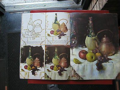 Vintage How to do Still Life by Leon Franks #52 Walter Foster Art Book