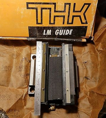 New Thk Linear Motion Lm Guide Block Hsr45Cb Ss Linear Bearing In Original Box