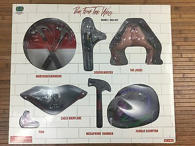 PINK FLOYD Series 1 The Wall Box Set Action Figures. Never Opened