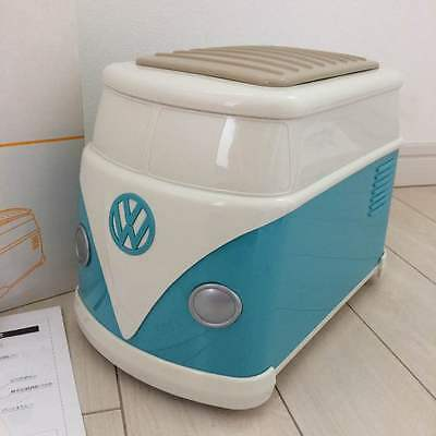Volkswagen VW Toaster Blue BOX Original Mini bus Le NEW in Box F/S