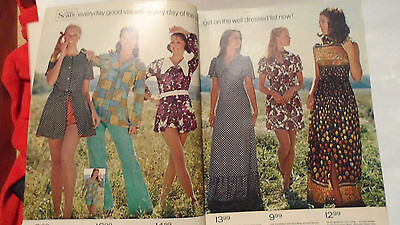 Vintage 1972 Spring And Summer Simpsons Sears Store Catalog 770 Pages