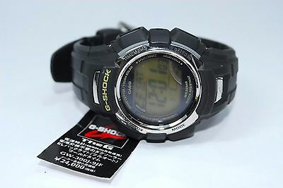 CASIO G-SHOCK G-SHOCK The G GW-300J-9JF solar New with tag