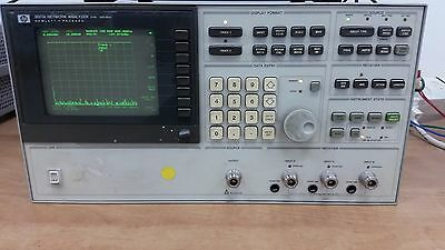 HP 3577A Network analyzer 5Hz-200Mhz - working
