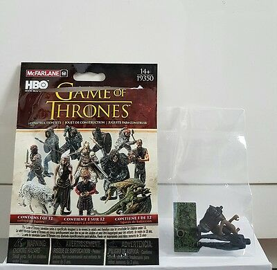 Game of Thrones Blind Bag Figuren Serie 1 Grey Worm Mcfarlane