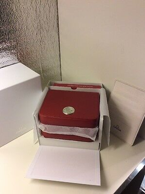 NEW ORIGINAL BOX OMEGA for SEAMASTER - SPEEDMASTER - CONSTELLATION - DE VILLE