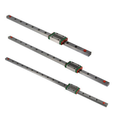 MGN12 300mm-450mm Miniature Linear Guide Rail Slide MGN12H Carriage Block CNC