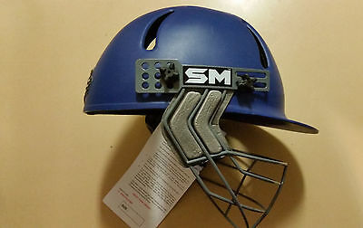 Cricket Helmet - SM Rafter with grille