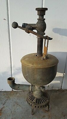 ANTIQUE Steampunk PENBERTHY Copper & Brass Pat. 1927 Cellar Drain Pump Ejector
