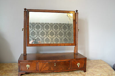 Victorian dressing table mirror.