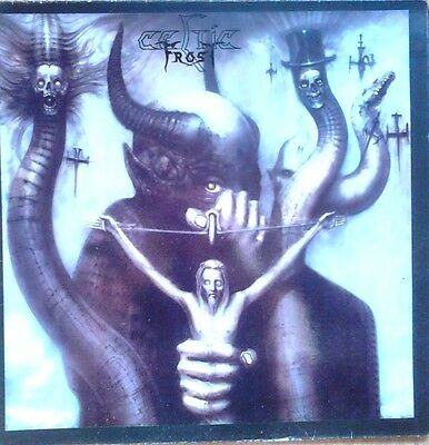 """Celtic Frost """"to Mega Therion""""lp 1985/black-Death/germany/very Rare/very Good"""