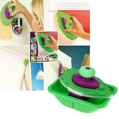 1 Set Paint Roller Tray Kit Household Decor Painting Brush Point Paint Pad Tool
