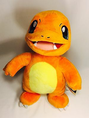 Build-A-Bear New Pokemon Go Pokémon Charmander Stuffed Animal Plush