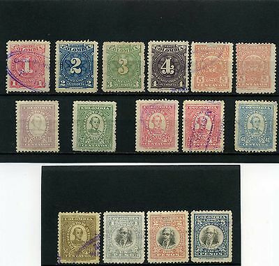 STATE ANTIOQUIA- COLOMBIA > >15< variety   1902