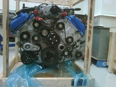 Ford 5.4L Supercharged Complete Engine