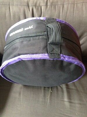 "Free P&P. Rockem 14x6.5"" Snare Drum Case. Bag. Sack. For drum Kit"