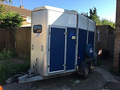 Ifor Williams HB505 1998 Horse Box Trailer