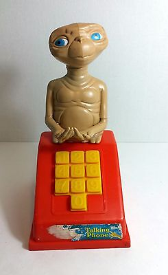 Vintage E.T. The Extra Terrestrial Talking Phone Hasbro 1982 Original Toy PARTS