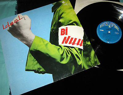 "12"" - Lp - Ideal - Bi Nuu !!! Ger 1982 !!!"