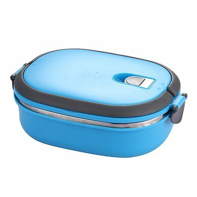 Insulated Lunch Box Stainless Steel Food Storage Container Thermo Server P5E9