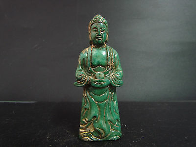 Old Chinese Neolithic HongShan jade Hand carved Amulet Pendant