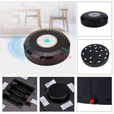 Home Sweeping and Cleaning Dust Cleaner Automatic Multi Surface Black Robotic