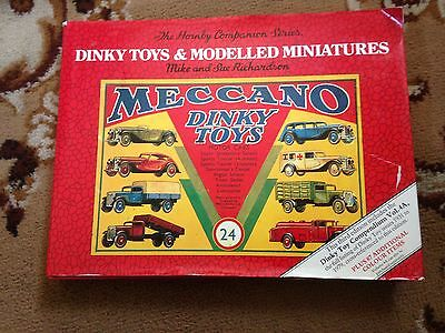 The Hornby Companion Dinky Toys And Modelled Miniatures Meccano Dinky Toys