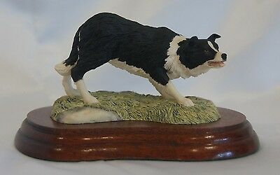 Border Fine Arts Border Collie figure - Sweep JH58 James Herriot