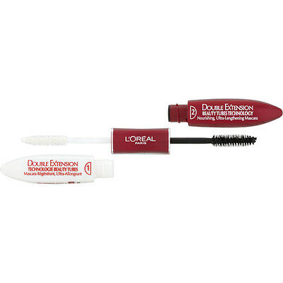 Loreal Double Extension Beauty Tubes Mascara New Sealed