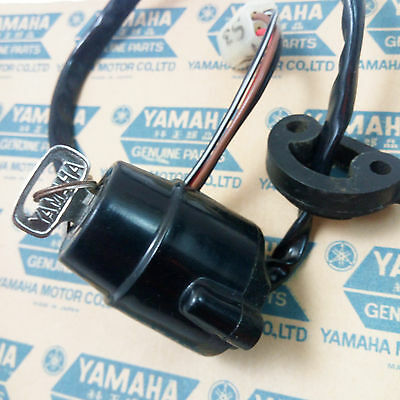 Yamaha-DT100-DT-125-175-250-Ignition-Switch-Genuine-NOS