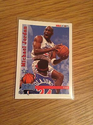 Michael Jordan Vintage NBA Basketball trading card