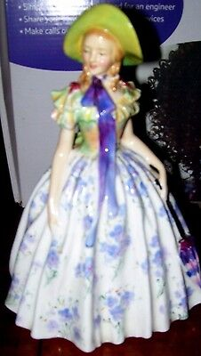 Royal Doulton Easter Day 1945 Beautiful Figurine