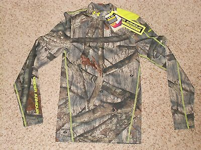 NWT Mens Under Armour Evo Scent Control Small Long Sleeve Shirt $74.99 #1248043