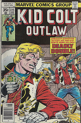 KID COLT OUTLAW #225  Aug 1978  R:KCO #64
