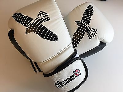 Hayabusa 16 Oz Boxing Gloves Cow Hide Leather Mint
