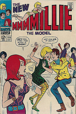 MILLIE THE MODEL #155  Nov 67