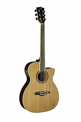 Eko NEXT 018 CW EQ. Chitarra acustica con Eq. Natural (u2D)
