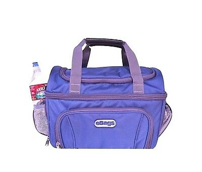 Ebags  Crew Cooler II Blue  Lunch Bag  Carry On Travel Body Building Camping