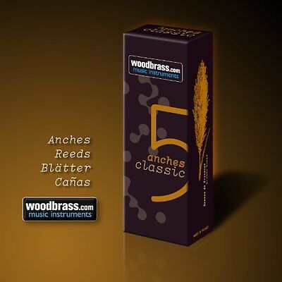 Brancher - 6 Canne di clarinetto bb connect jazz 1.5 - BJ215 (O3p)