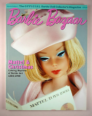 Barbie Bazaar Special Issue 3 - Mattel Catalog Reprints - 1966-1968 - New Copy