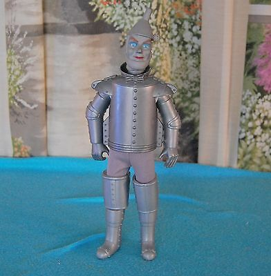 "VINTAGE ""TIN MAN"" 13"" DOLL WIZARD of OZ TOY TIME INC 1988 MGM"