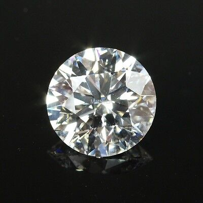 Loose GIA Certified Natural Diamond 9 Carat Round H Color VS2 Clarity