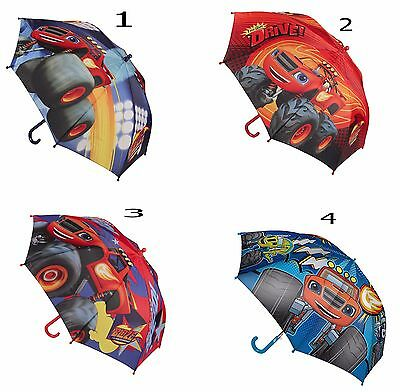 Blaze and the monster machines umbrella Blaze Children's umbrella Original