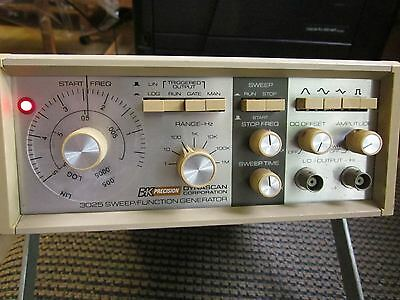 Bk Precision 3025 Sweep / Function Generator - Very Nice Condition!