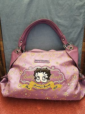 "BETTY BOOP* PURSE ~~ ""America's Favorite Since 1930"" ~~ FREE SHIPPING!!"