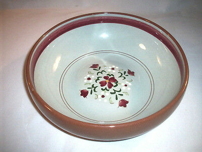 Stangl Pottery: GARLAND: Round Vegetable Serving Bowl: VGC: NR