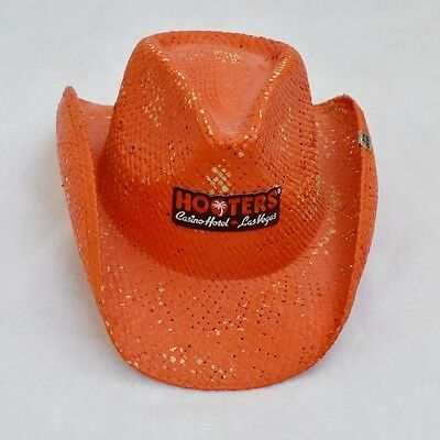 Hooters Girl Uniform LAS VEGAS Cowboy Hat Peter Grimm
